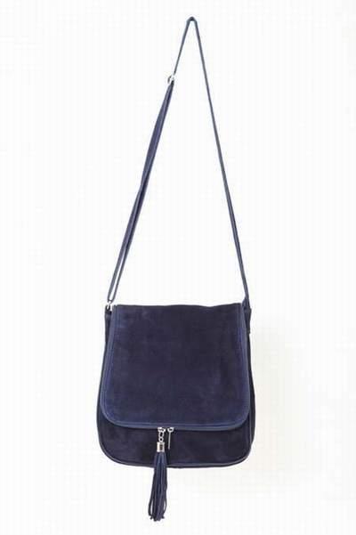 Sac A Main Bleu Marine Marron : Sac estellon bleu marine et marron fred perry